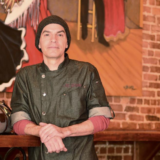 Meet Ceviche Orlando's Chef David Casey
